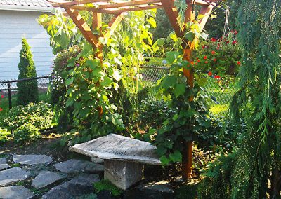 tacoma garden arbor builder