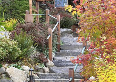 Stone stair contractor